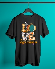 School Counselor Classic T-Shirt lifestyle-mens-crewneck-front-3