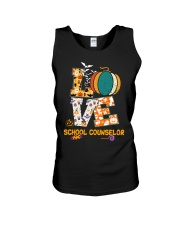 School Counselor Unisex Tank thumbnail