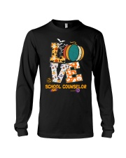 School Counselor Long Sleeve Tee thumbnail