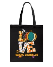 School Counselor Tote Bag thumbnail