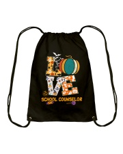 School Counselor Drawstring Bag thumbnail