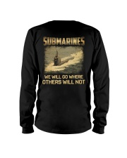 Navy Submarine Service Long Sleeve Tee thumbnail