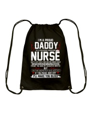 Perfect shirt for Father's Day Drawstring Bag thumbnail