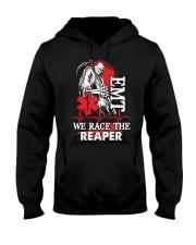 Great Shirt for EMT Hooded Sweatshirt thumbnail