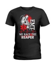 Great Shirt for EMT Ladies T-Shirt thumbnail