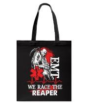 Great Shirt for EMT Tote Bag thumbnail