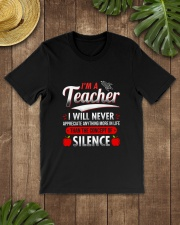A great T-Shirt for an amazing Teacher Classic T-Shirt lifestyle-mens-crewneck-front-18