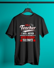 A great T-Shirt for an amazing Teacher Classic T-Shirt lifestyle-mens-crewneck-front-3