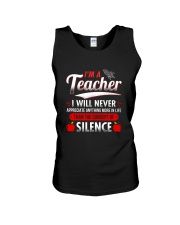A great T-Shirt for an amazing Teacher Unisex Tank thumbnail