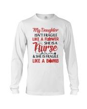 Nurse T-Shirt Long Sleeve Tee thumbnail