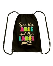 SPED Drawstring Bag thumbnail