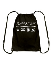 Firefighter Drawstring Bag thumbnail