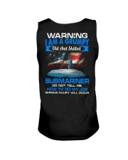Submariner Unisex Tank tile