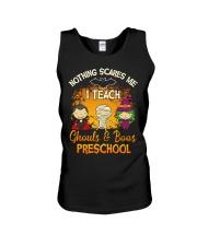 Great Shirt for Teachers Unisex Tank tile