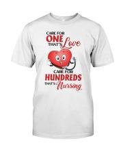 Nurse T-shirt Classic T-Shirt thumbnail