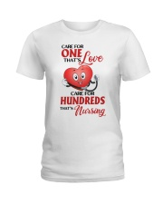 Nurse T-shirt Ladies T-Shirt thumbnail
