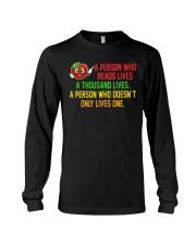 Great Shirt for Librarian Long Sleeve Tee thumbnail