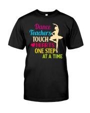 Dance Teacher Classic T-Shirt front