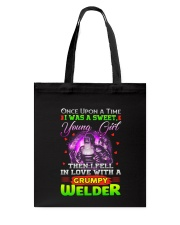 Welder Tote Bag tile