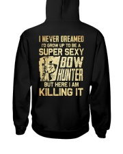 T-Shirt for a great Hunter Hooded Sweatshirt thumbnail