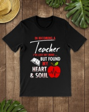 A teacher's great friend Classic T-Shirt lifestyle-mens-crewneck-front-18
