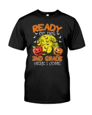 Great Shirt for 2nd Teachers Classic T-Shirt tile