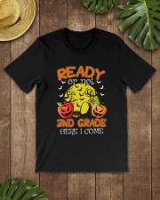 Great Shirt for 2nd Teachers Classic T-Shirt lifestyle-mens-crewneck-front-18