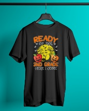 Great Shirt for 2nd Teachers Classic T-Shirt lifestyle-mens-crewneck-front-3