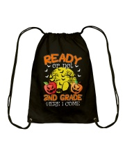 Great Shirt for 2nd Teachers Drawstring Bag tile