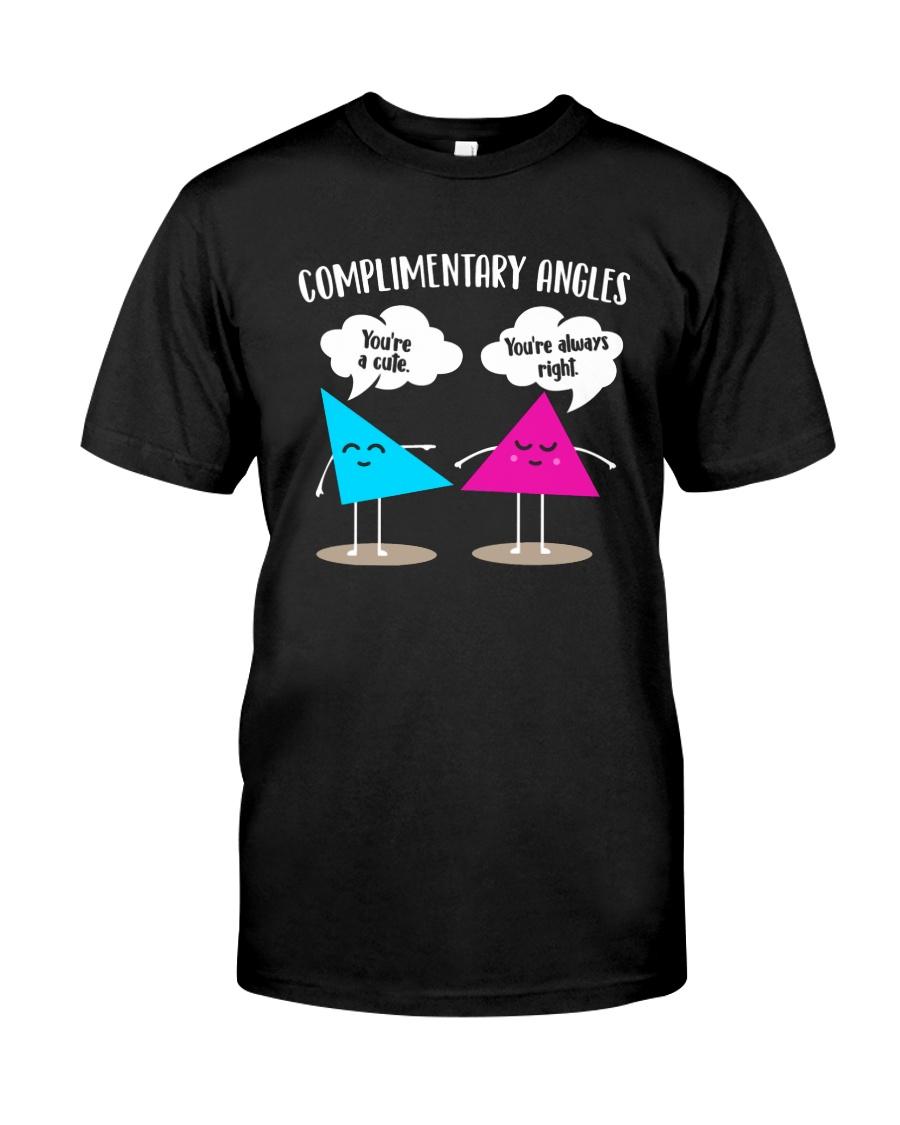 Great Shirt for Teachers Classic T-Shirt