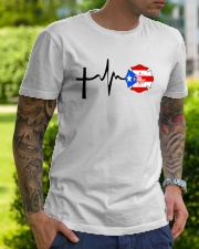 firefighter Classic T-Shirt lifestyle-mens-crewneck-front-7