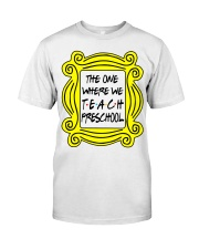 Preschool Teachers Classic T-Shirt thumbnail