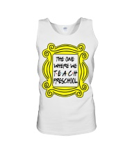 Preschool Teachers Unisex Tank tile