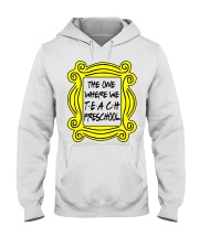 Preschool Teachers Hooded Sweatshirt thumbnail