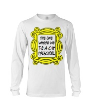 Preschool Teachers Long Sleeve Tee tile