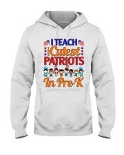 Pre-K Teacher  Hooded Sweatshirt thumbnail