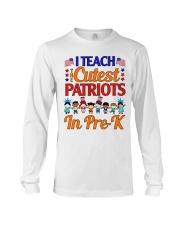 Pre-K Teacher  Long Sleeve Tee thumbnail