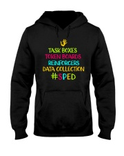 Special ED Teacher Hooded Sweatshirt thumbnail