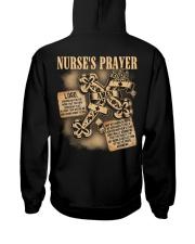 Nurses Prayer Hooded Sweatshirt thumbnail