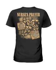 Nurses Prayer Ladies T-Shirt thumbnail