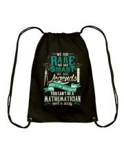 Great Shirt for Mathematician Drawstring Bag thumbnail