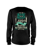 Great Shirt for Mathematician Long Sleeve Tee thumbnail
