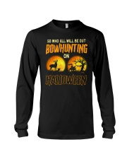 Bow Hunting Long Sleeve Tee thumbnail