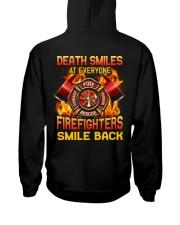 Death Smiles At Everyone Hooded Sweatshirt thumbnail