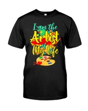 ART TEACHER Classic T-Shirt front