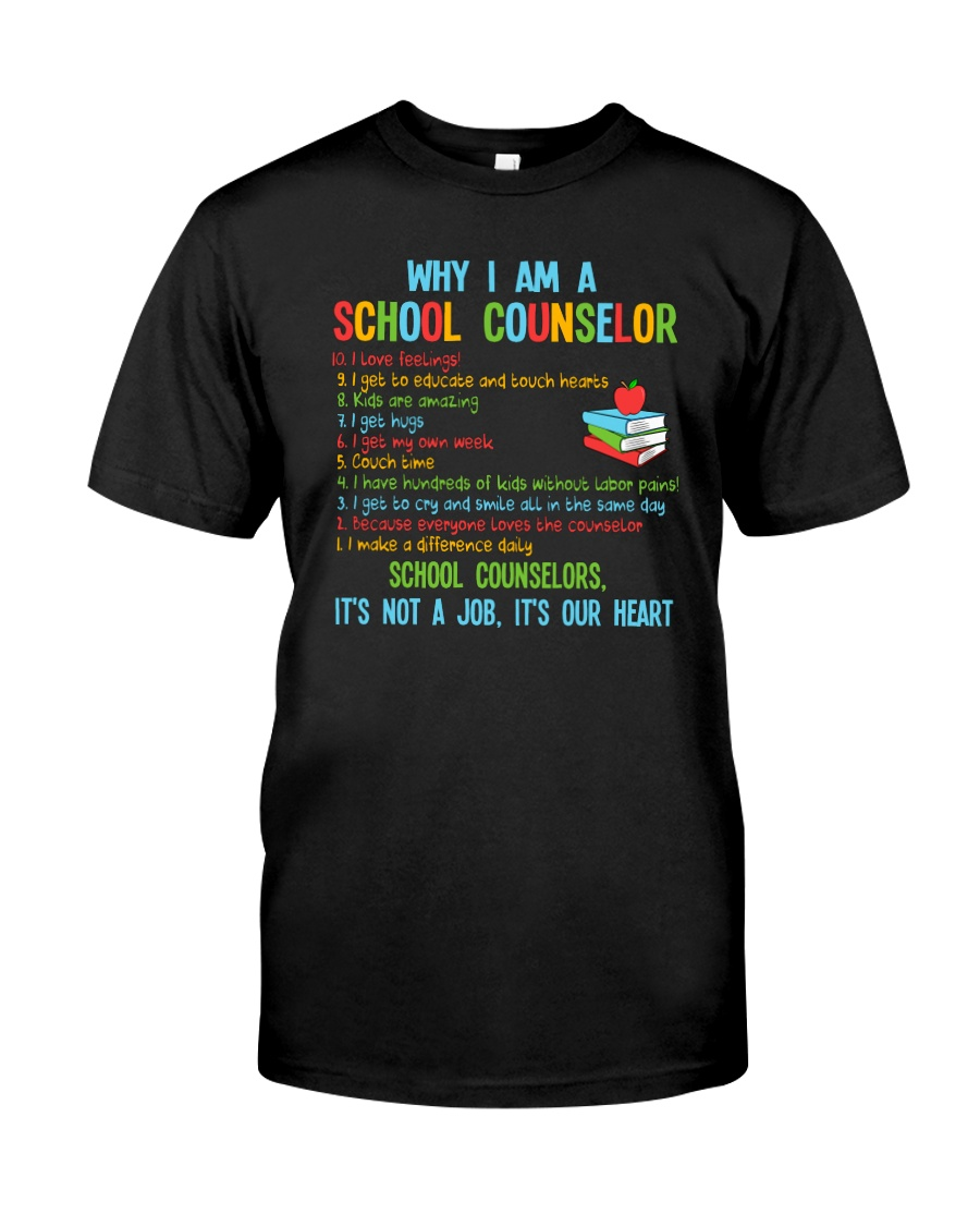 Great Shirt for Counselors Classic T-Shirt