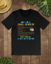 Great Shirt for Counselors Classic T-Shirt lifestyle-mens-crewneck-front-18