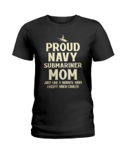 Proud Army Mom Ladies T-Shirt tile