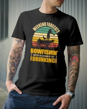 Bowfishing  Classic T-Shirt lifestyle-mens-crewneck-front-6