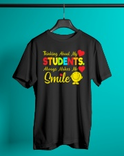 Great Shirt for Teachers Classic T-Shirt lifestyle-mens-crewneck-front-3